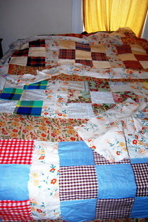 Quilt Duvet Cover