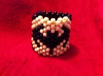 Batman Kandi Cuff
