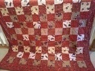 Christmas Quilt Of Warmth