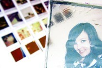 Transparent Polaroids