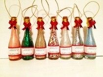Sparkling Cider Ornaments