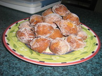 Doughnut Balls