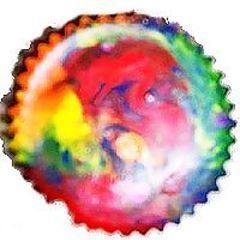 Rainbow Crayon Cupcake