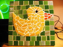 Rubber Duck Mosaic