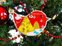 Used Gift Card Ornament