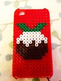 Hama Bead Iphone 4/4 S Case Cover