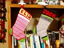 Grandkids Stockings