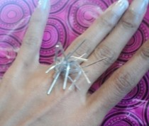 Icicle Ring