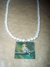 Hoopoe Necklace
