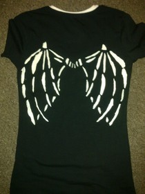 Demon Wing T Shirt