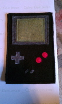 Gameboy Phone Cover