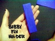 Bobby Pin Holder