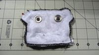How to make a coin purse. Bear Coin Purse - Step 13