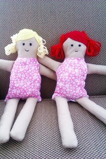 Rag Dolls With Love
