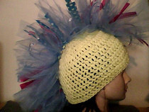 Spring And Easter Mohawk Hat