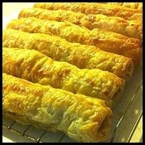 Homemade Sausage Rolls