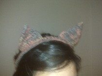 Crotchet Animal Ears