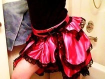 Burlesque Bustle Skirt