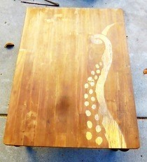 Tentacle Table Top
