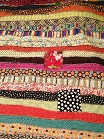 Jellyroll Quilt