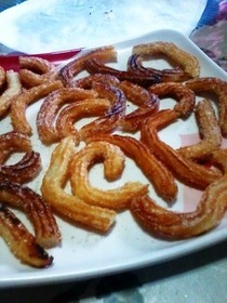 Spanish Churros Recipe!! Yum!