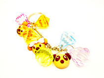 Rainbow Disney Keychain