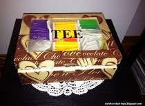 Tea Boxes