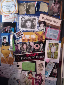 Life Memories Bulletin Board