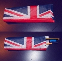 Umbrella Cover To Pencil Case