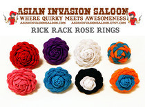 Rick Rack Rings