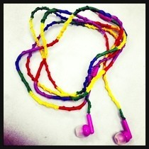 Friendship Bracelet Headphones   Round #2!