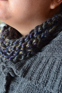 "Single Crochet ""Scarf"" Wrap"