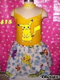 Pokemon Skirt