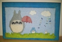 Totoro Family Photo Album