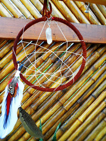 Lotus Flower Healing Dreamcatcher