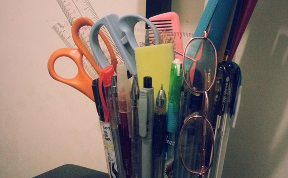 'Pen' Organizer