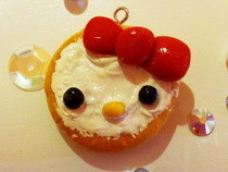 Hello Kitty Sugar Cookie Charm