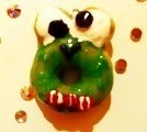 Keroppi Doughnut Charm