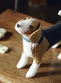 How to make a dog plushie. Beagle - Step 12