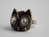 Owl Ring