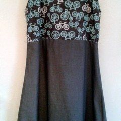 Cycle Away Dress
