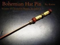 Victorian Hatpin