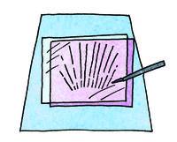 How to make a tote bag. Hedgehog Craft Bag - Step 2