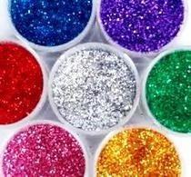 Edible Glitter!  