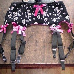 How To Make A Garter Belt