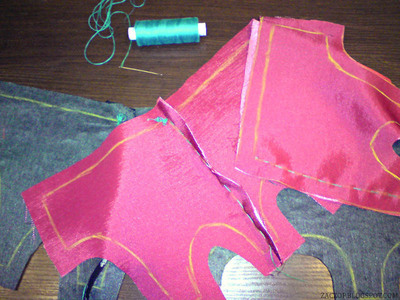 How to make a garter. How To Make A Garter Belt - Step 11