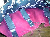 How to make a garter. How To Make A Garter Belt - Step 16