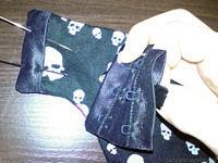 How to make a garter. How To Make A Garter Belt - Step 19