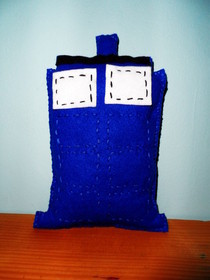 Squishy Tardis