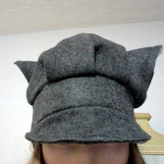 Cat Ear Newsboy Hat